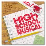 HIGH SCHOOL MUSICAL BEVERAGE NAPKINS