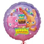 MOSHI MONSTER FOIL BALLOON (CAKE)