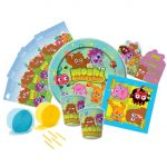 Moshi Monster Party Pack