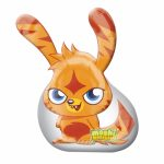 Moshi Monsters Katzuma Supershape foil balloons