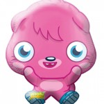Moshi Monsters Poppet Supershape foil balloons