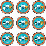 OCTONAUTS CUPCAKE ICING IMAGES