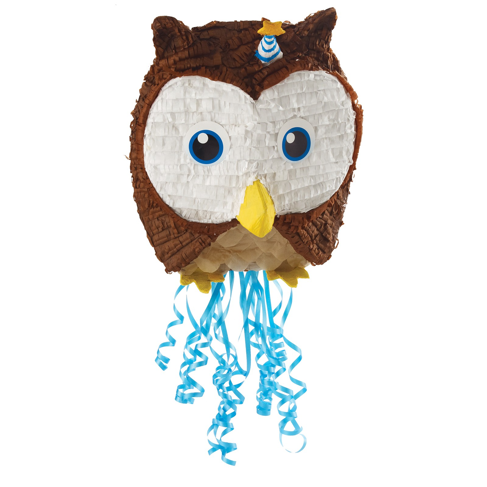 OWL BLUE PINATA   This Party Started