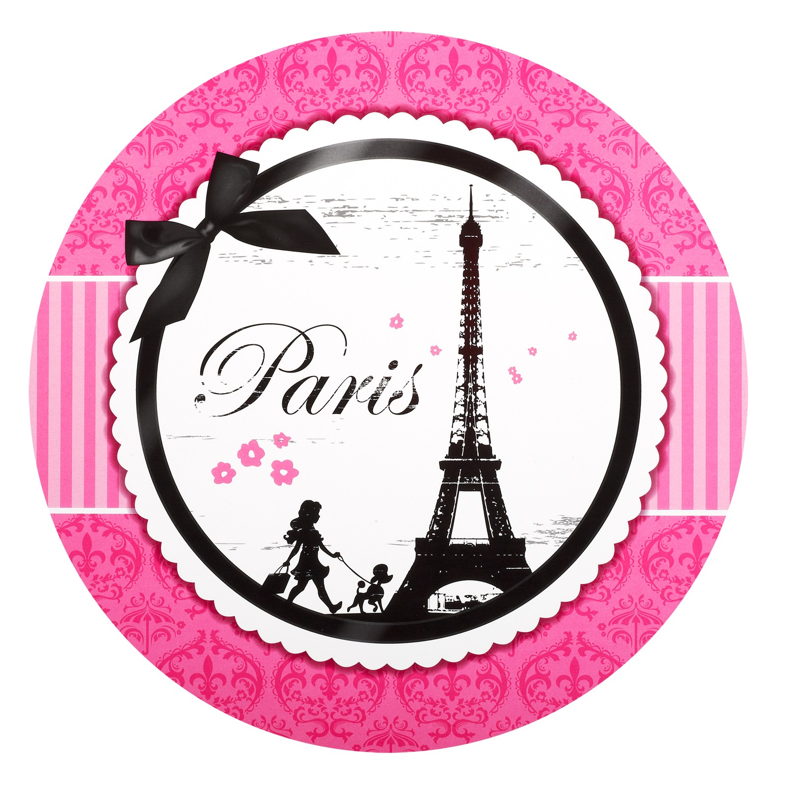 Paris Damask Placemats This Party Started