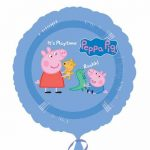 PEPPA PIG and GEORGE FOIL BALLOON