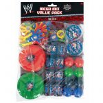 WWE PARTY FAVOR PACK