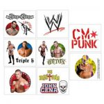 WWE TATTOO FAVORS