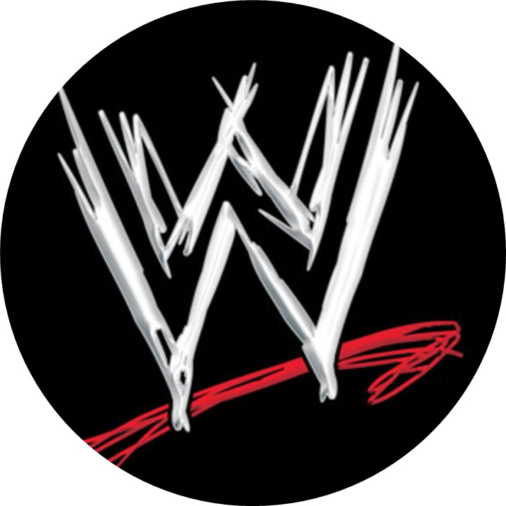 WWE WRESTLING CAKE ICING IMAGE BLACK This Party Started