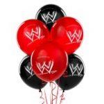 WWE WRESTLING  LATEX BALLOONS