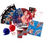 WWE WRESTLING PARTY PACK