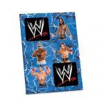 WWE WRESTLING STICKER SHEETS