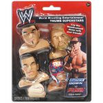 WWE WRESTLING SUPERSTARS THUMB WRESTLERS