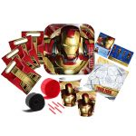 IRON MAN 3 PARTY PACK