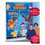 PIKACHU & FRIENDS DECORATING KIT