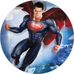SUPERMAN CAKE IMAGE-4
