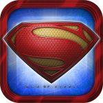 SUPERMAN DINNER PLATES
