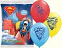 SUPERMAN LATEX BALLOONS