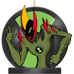 BEN 10 CANDLE