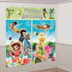 DISNEY FAIRIES WALL DECORATING KIT