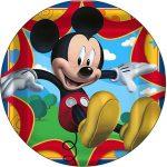 Disney Mickey CAKE IMAGE-2