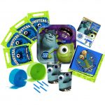 MONSTERS UNIVERSITY PARTY PACK