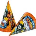 Skylanders pk6 party hats