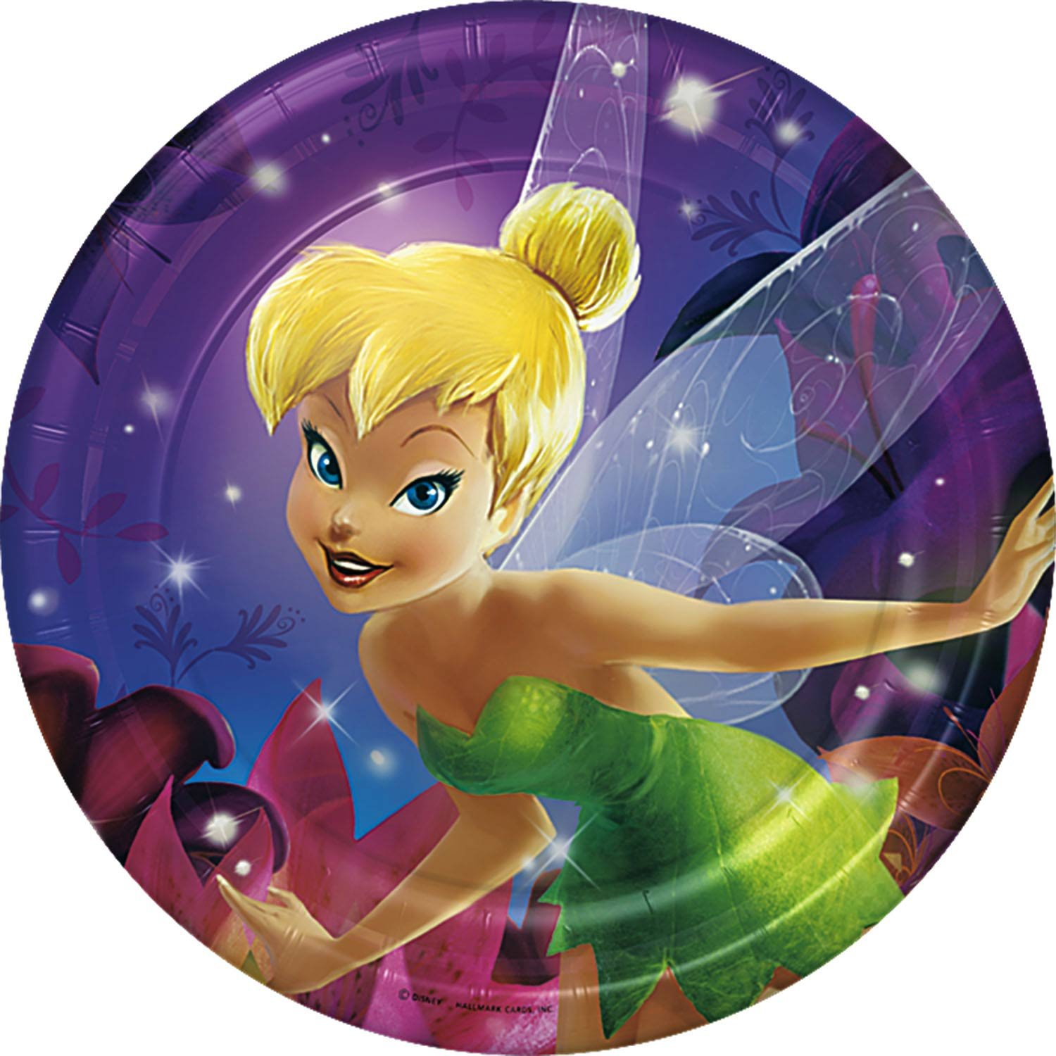 Tinkerbell Cake Icing Image This Party Started