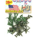 ARMY MEN BAG OF SOLDIERS