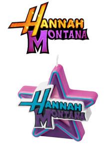 HANNAH MONTANA CANDLE