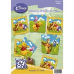 POOH and FRIENDS MEMORY GAME