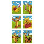 POOH and FRIENDS STICKER