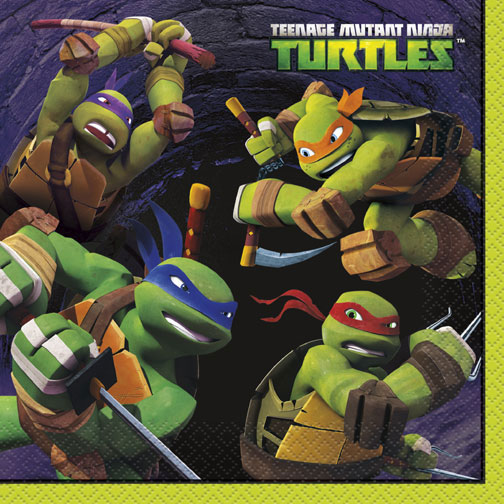 TEENAGE MUTANT TURTLES