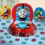 Thomas the Tank Centerpiece