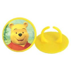 WINNIE THE POOH PARTY RINGS