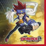 Beyblade Lunch Napkins 16ct