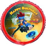 Beyblade Foil Balloon