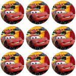 CARS 2 CUPCAKE ICING IMAGES