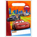 DISNEY CARS 2 TREAT SACKS