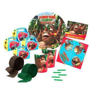 Donkey Kong Basic Party Pack