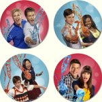 Glee Mini buttons