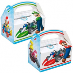 MARIO KART Wii EMPTY FAVOR BOXES