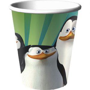 PENGUINS OF MADAGASCAR CUPS