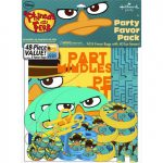 PHINEAS-FERB-AGENT FAVOR PACK