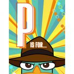 PHINEAS-FERB-AGENT INVITATIONS