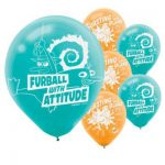 PHINEAS and FERB LATEX BALLOONS