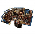 PIRATES CARIBBEAN 4 PARTY PACK