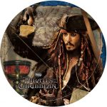 PIRATES OF THE CARIBBEAN 4 CAKE IMAGE