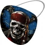 PIRATES OF THE CARIBBEAN EYE PATCH