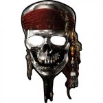 PIRATES OF THE CARIBBEAN MASKS