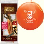 PIRATES OF THE CARIBBEAN PRINTED PUNCH BALL